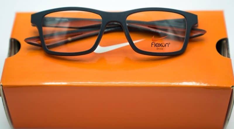 Black Flexon Kids Glasses